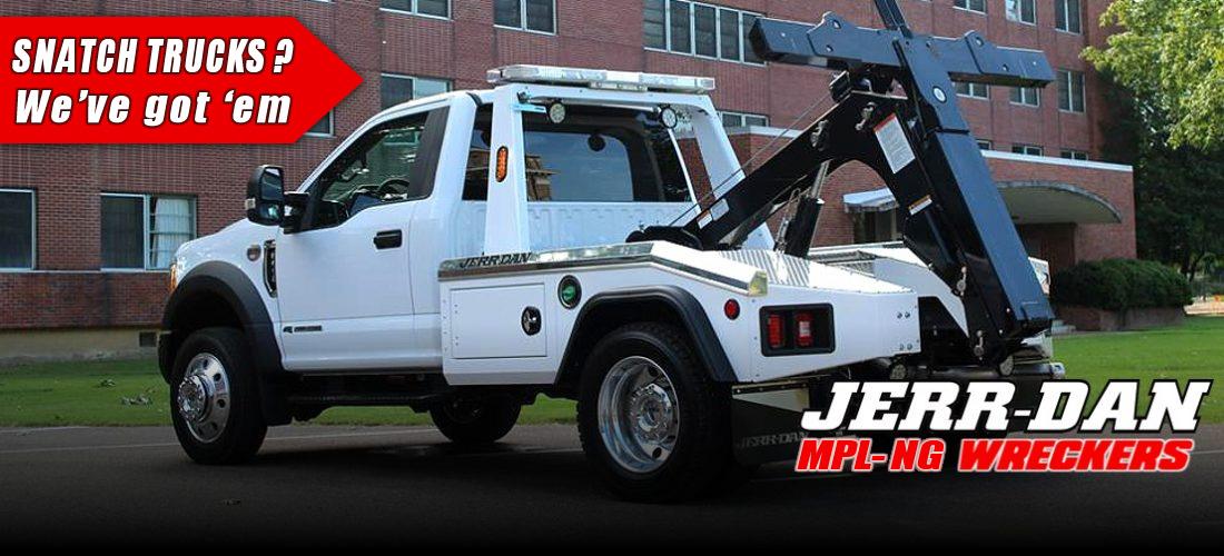Jerr-Dan MPL-NG Wreckers